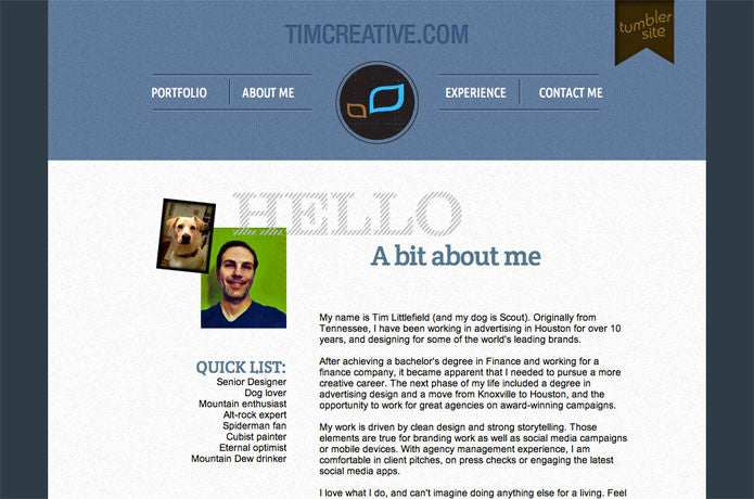 Tim Creative, United States