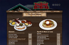 Tin Roof BBQ and Steaks, United States
