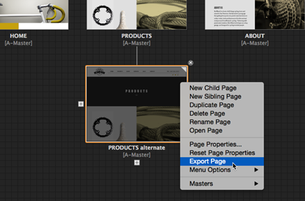 Adobe Muse Site Plan Improvements (Feb-2015)