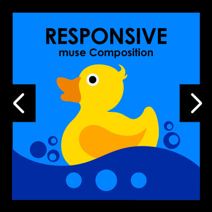 Responsive Adobe Muse Composition widget