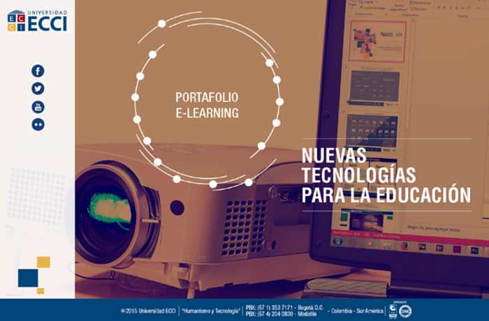 E-learning Portfolio, Colombia