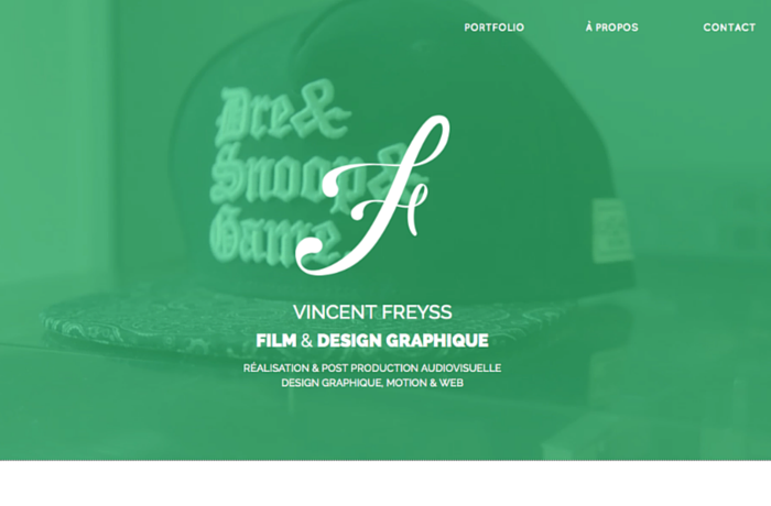 Vincent Freyss Film & Design, France