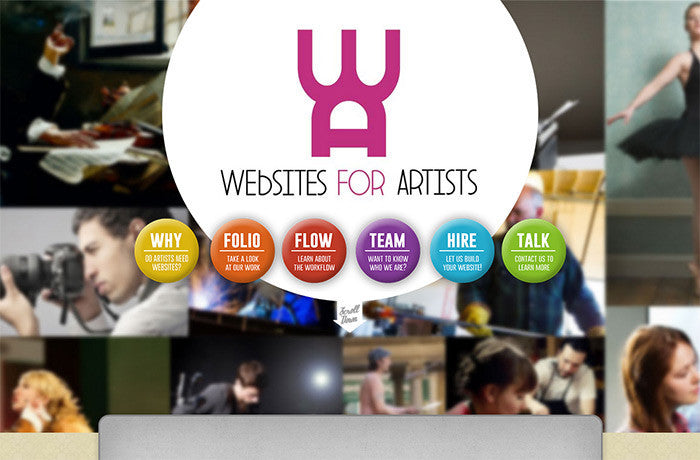 Websites for Artists, United States