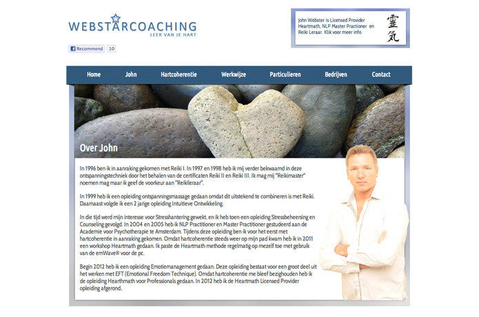 Webstarcoaching, Netherlands