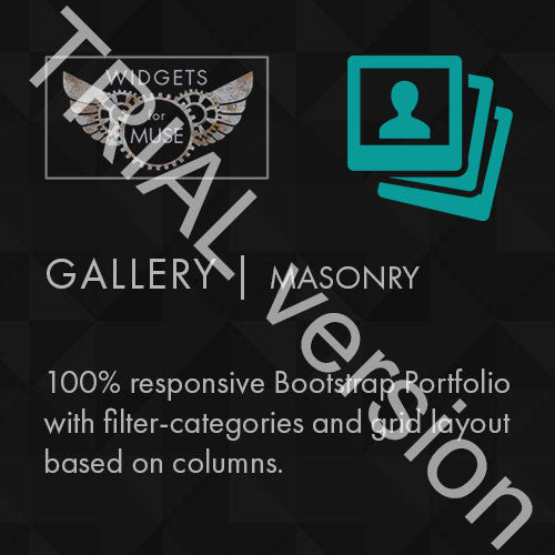 Gallery | Masonry Portfolio Trial Version
