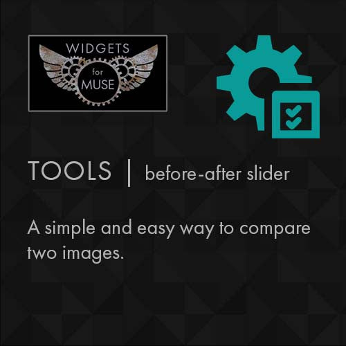 Tools | before - after slider
