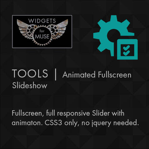 Tools | Full responsive slideshow