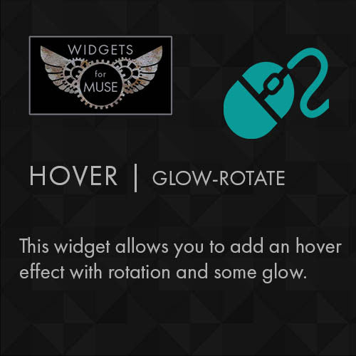 Hover | Glow-rotate