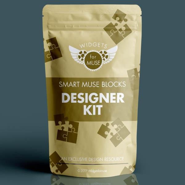 "Smart Muse Blocks ""Designer-Kit"""