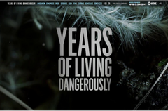 Showtime: Years of Living Dangerously Press Kit, United States