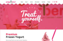 Yogurberry, Australia