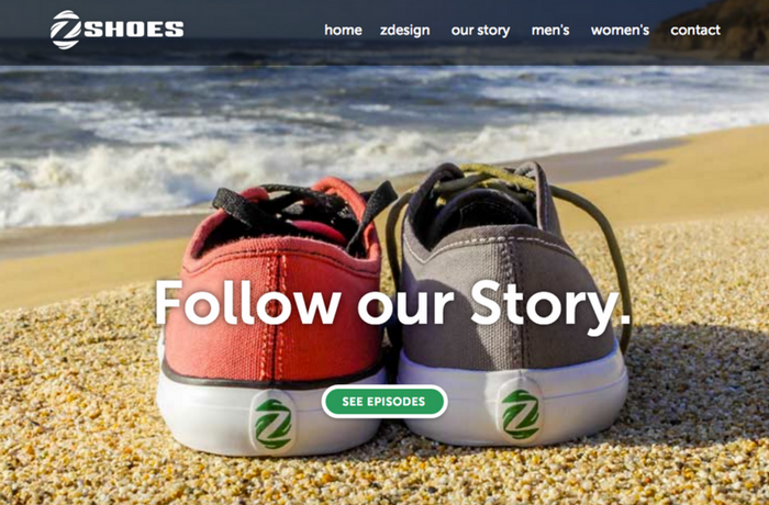 Z Shoes Organic, United States