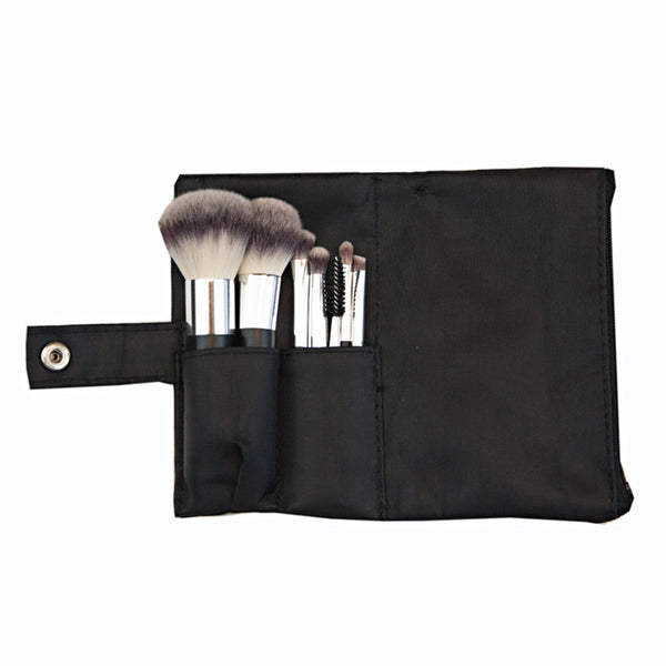 Morphe 7 Piece Ultra Soft Mini Brush Set - Set 612 - Covet Cosmetics