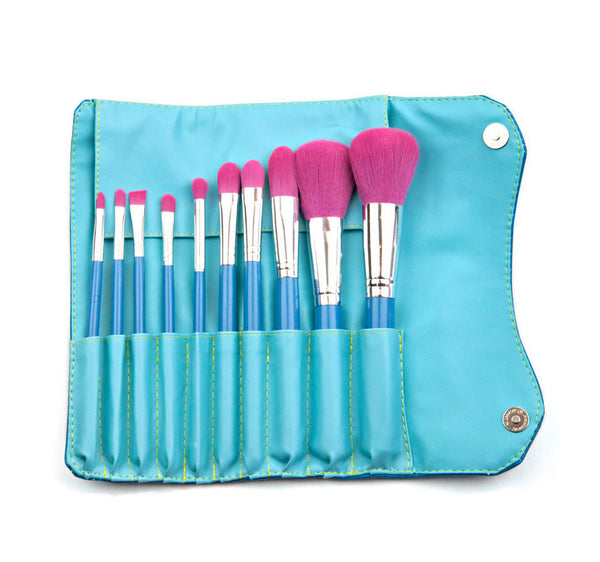 Morphe 10 Piece Vegan Brush Set - Set 680 - Covet Cosmetics