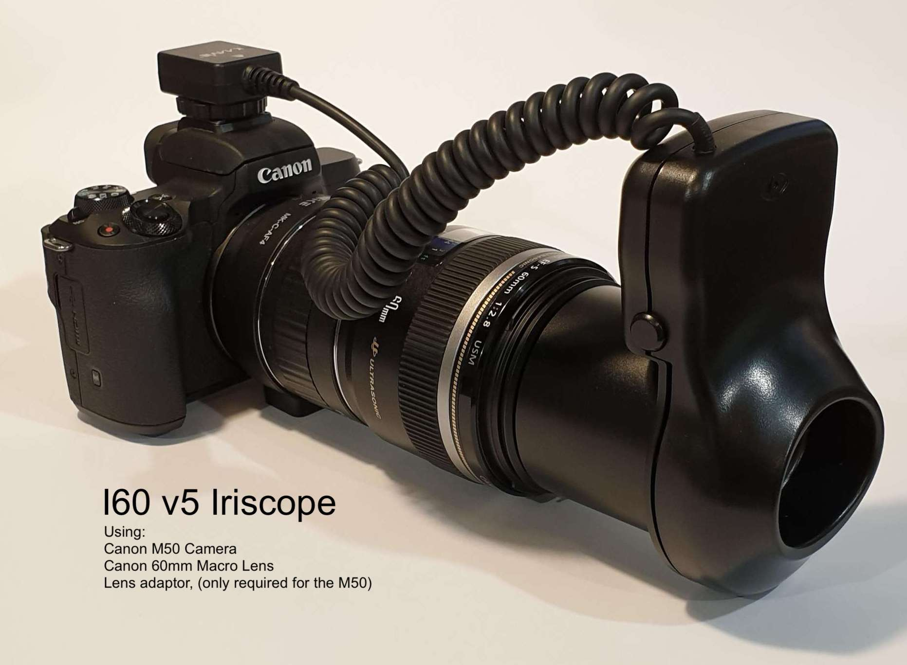New Iriscope I60 v5 - IRISLAB
