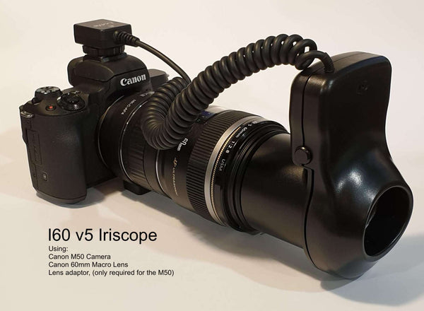New Iriscope I60 v5