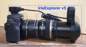 IrisExplorer v5 - IRISLAB