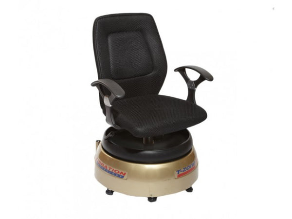 t-zone Vibration Chair Deluxe