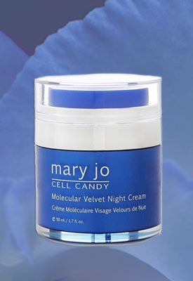 Mary Jo Molecular Velvet Night Cream
