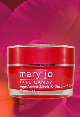 Mary Jo - Age-Arrest Neck & Décolleté Cream