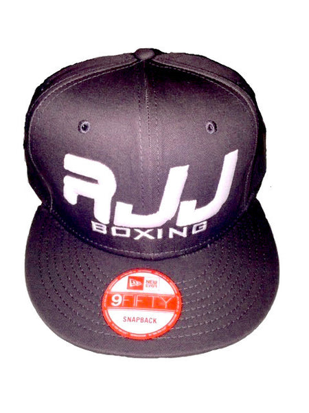 RJJ Gray Hat (White)