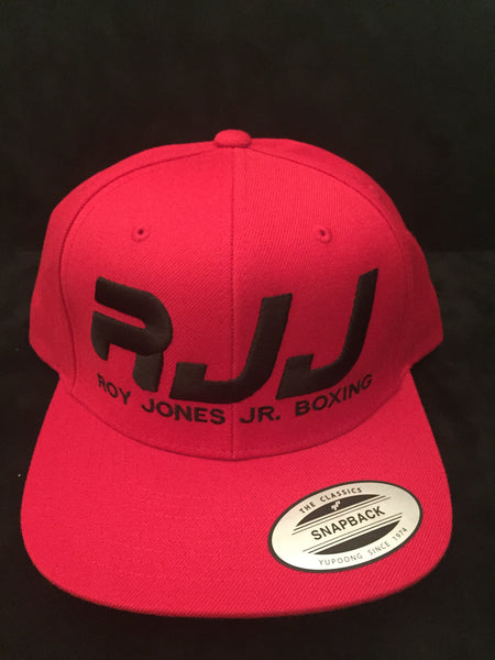 Hat RJJ Red (Black)