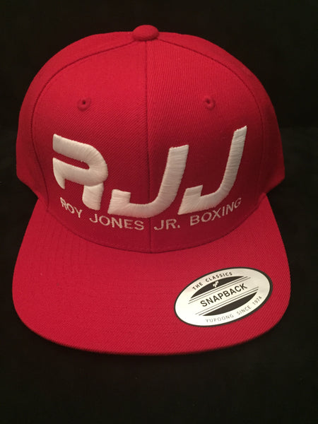 Hat RJJ Red (White)