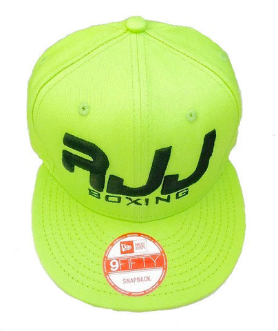 RJJ Yellow Hat (Black)