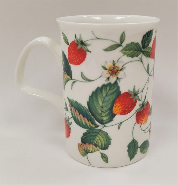Kirkham ER2102 Alpine Strawberry Lancaster Mug - Set of 6