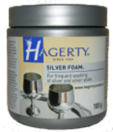 Hagerty 101142C Silver Foam, 185g - Case of 6