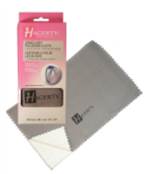 Hagerty 15700 Jewellery Polishing Cloth 12×15″