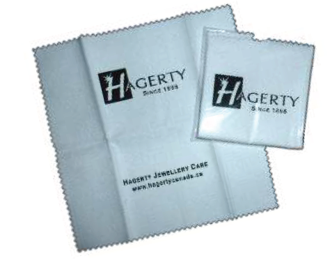 Hagerty 60600C Microfibre Polishing Cloth 6x6