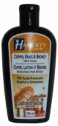 Hagerty 101146C Copper, Brass & Bronze Polish - Case of 6