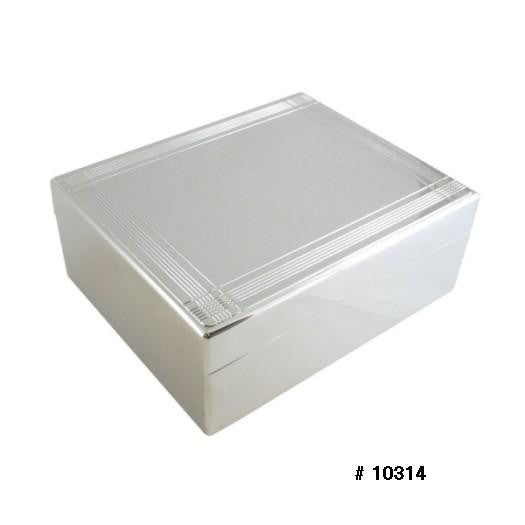 Elegance 10314 Hinged Jewel Box