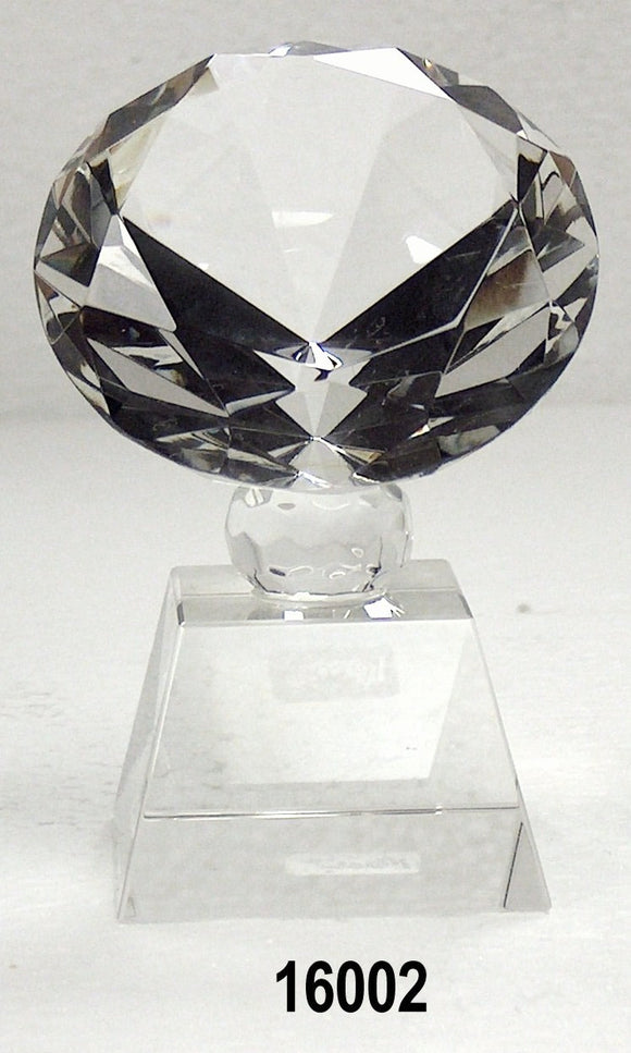 Elegance 16002 Diamond Shaped Trophy