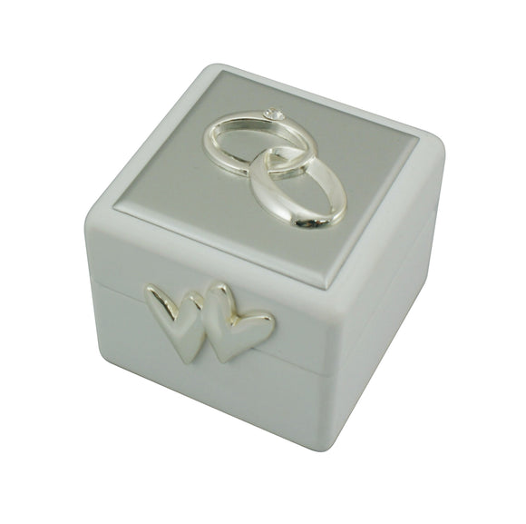 Elegance 87002 Wedding Ring Box w/ Ring Icon