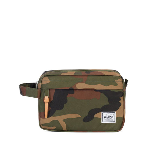 Herschel Chapter - Woodland Camo Travel Bag