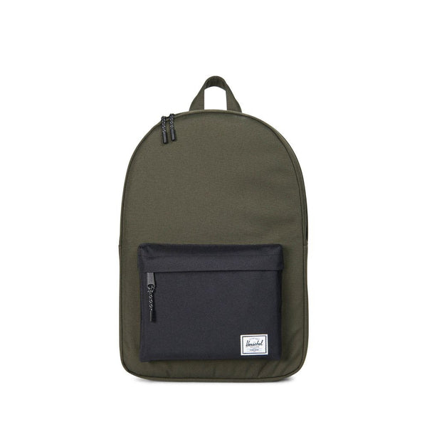 Herschel Classic Forest/Black Backpack