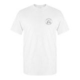 Paddle Board Newport Beach Adult Ringspun SS Tee Shirts