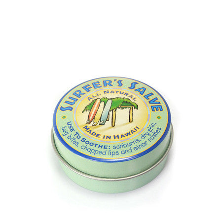 Island Soap - Surfer Salve .8 oz. Tin