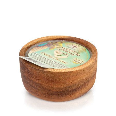 Island Soap & Candles Candle - Monkeypod Bowl