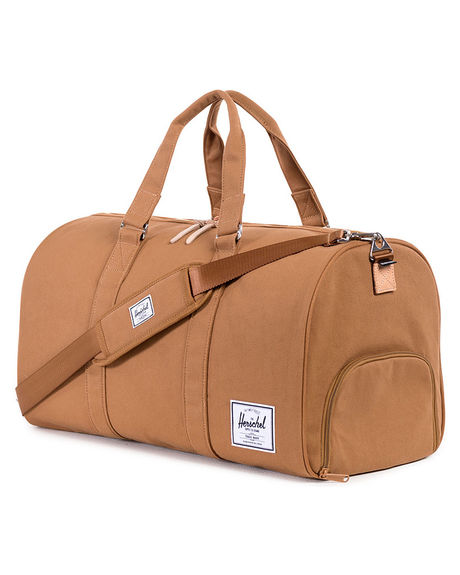 Herschel Novel Tan Travel Bag