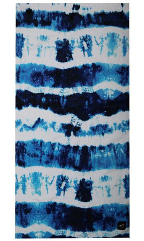 Indigo Sun Beach Towel