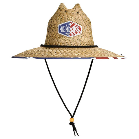 Hemlock Old Glory Beach Hat