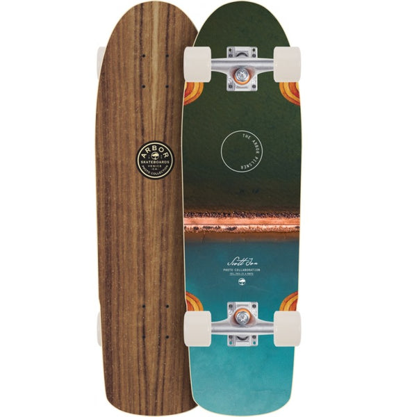 Arbor Pilsner Photo Complete Skateboard