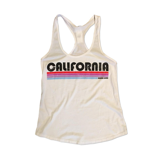 Girls Balboa Racing Tank