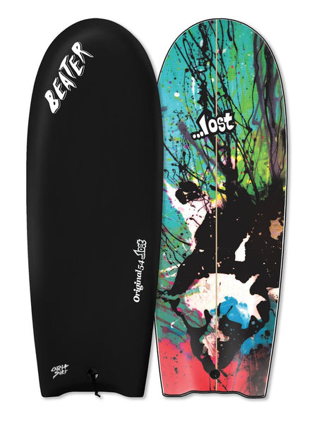 "Catch Surf Lost Original 54"" Black"