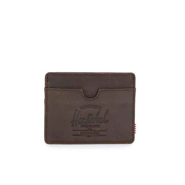 Charlie Wallet Nubuck Leather