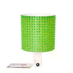 CC CUP HOLDER BLING GREEN