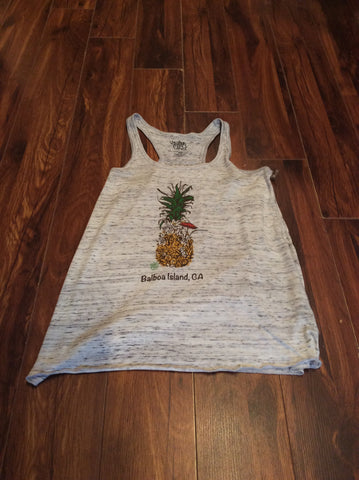 Vacation For Life - Pineappleada Tank